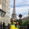 The Amos Trust Cycle Tour from London to Paris